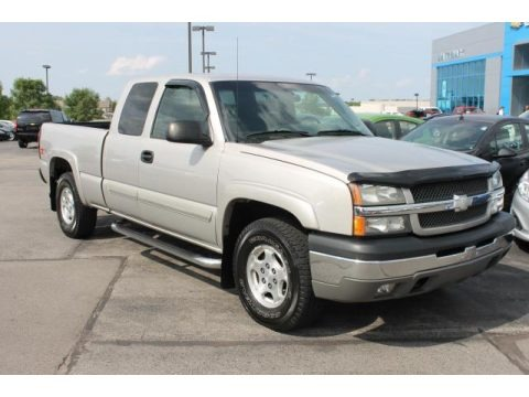 2004 chevrolet silverado 1500 z71 extended cab 4x4 data. Black Bedroom Furniture Sets. Home Design Ideas
