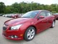 Crystal Red Tintcoat 2014 Chevrolet Cruze Gallery