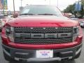 2014 Ruby Red Ford F150 SVT Raptor SuperCrew 4x4  photo #2