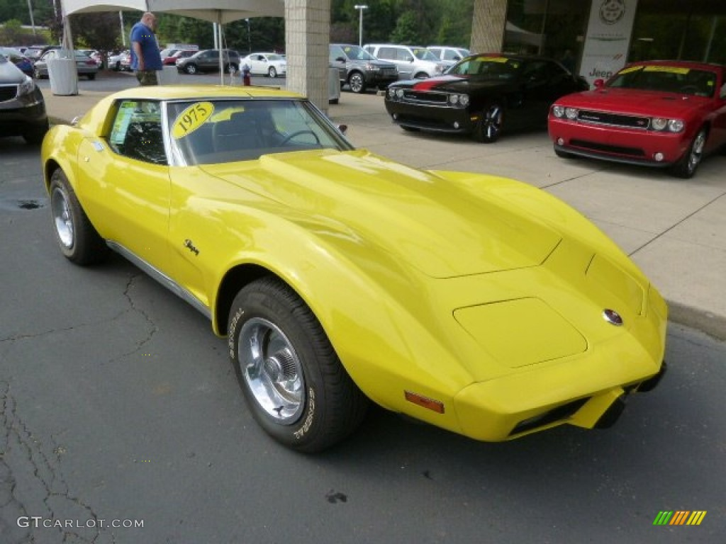 1975 chevrolet corvette stingray coupe exterior photos. Cars Review. Best American Auto & Cars Review
