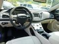 Black/Linen 2015 Chrysler 200 Interiors