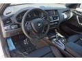 Black Prime Interior Photo for 2015 BMW X3 #96002793