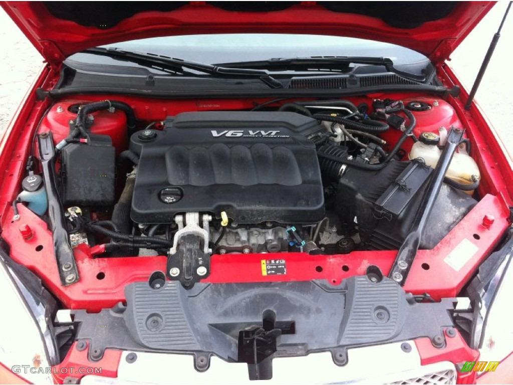 2013 Chevrolet Impala Lt Engine Photos