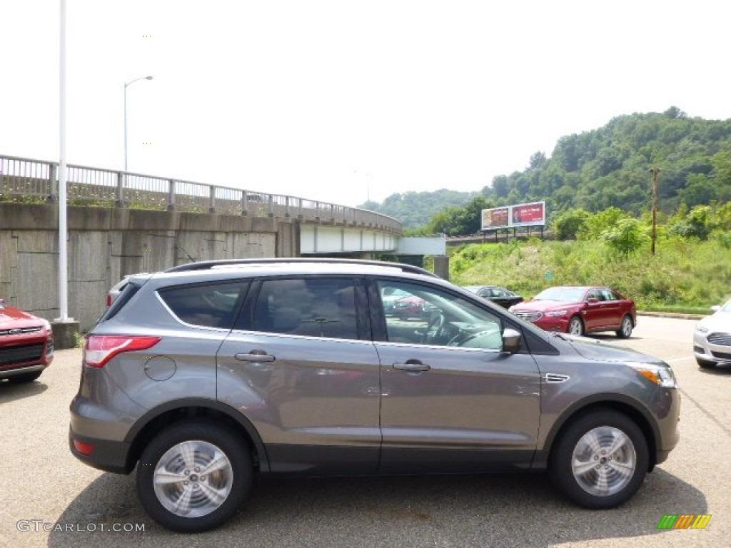 2014 Escape SE 1.6L EcoBoost 4WD - Sterling Gray / Charcoal Black photo #1
