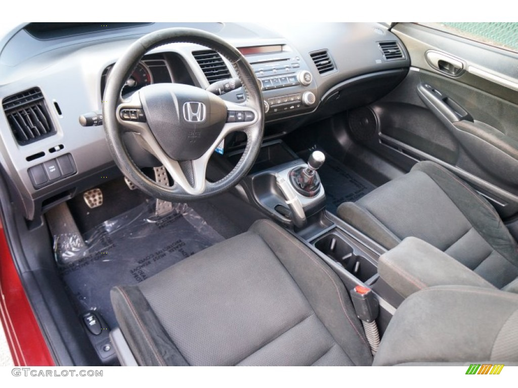 2007 honda civic si sedan interior color photos. Black Bedroom Furniture Sets. Home Design Ideas
