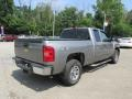 2012 Graystone Metallic Chevrolet Silverado 1500 LS Extended Cab 4x4  photo #7