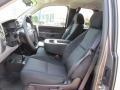 2012 Graystone Metallic Chevrolet Silverado 1500 LS Extended Cab 4x4  photo #13