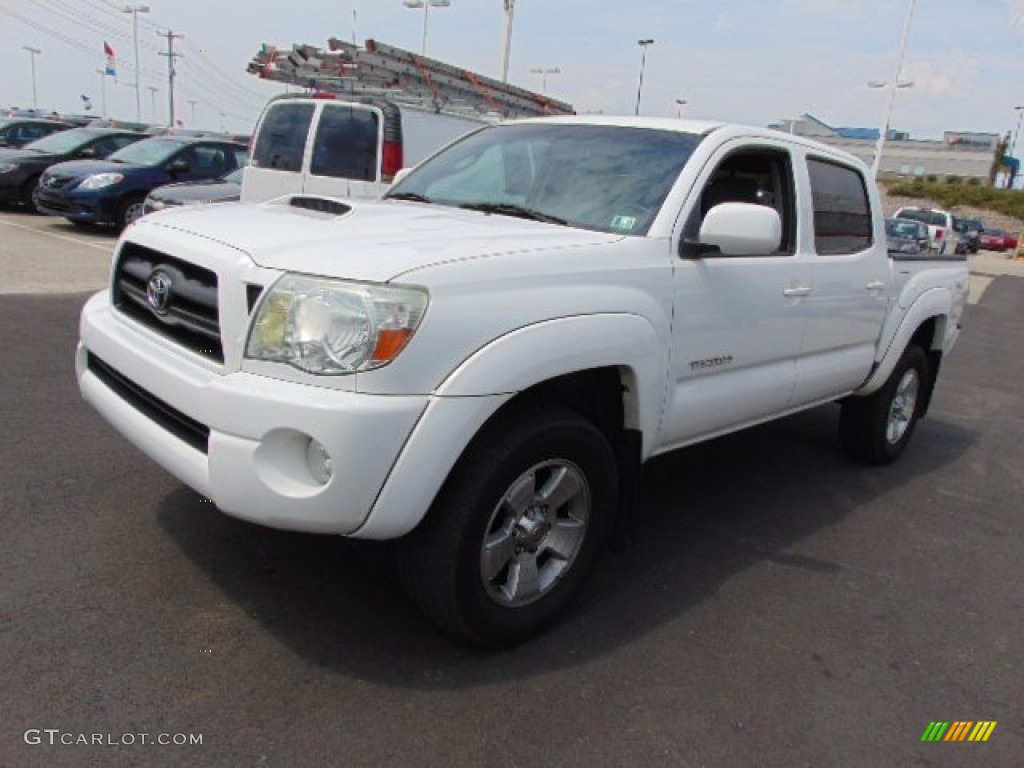 2008 toyota tacoma v6 trd sport double cab 4x4 exterior photos. Black Bedroom Furniture Sets. Home Design Ideas