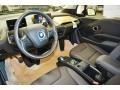 2014 BMW i3 Tera Dalbergia Brown Full Natural Leather Interior Prime Interior Photo