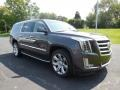 Front 3/4 View of 2015 Escalade ESV Luxury 4WD