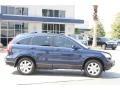 2008 Royal Blue Pearl Honda CR-V EX-L  photo #7