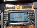Controls of 2006 CLK 500 Cabriolet