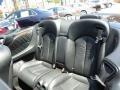 Rear Seat of 2006 CLK 500 Cabriolet