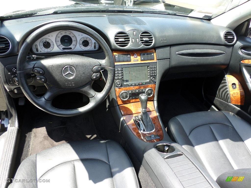 2006 Mercedes Benz Clk 500 Cabriolet Interior Color Photos