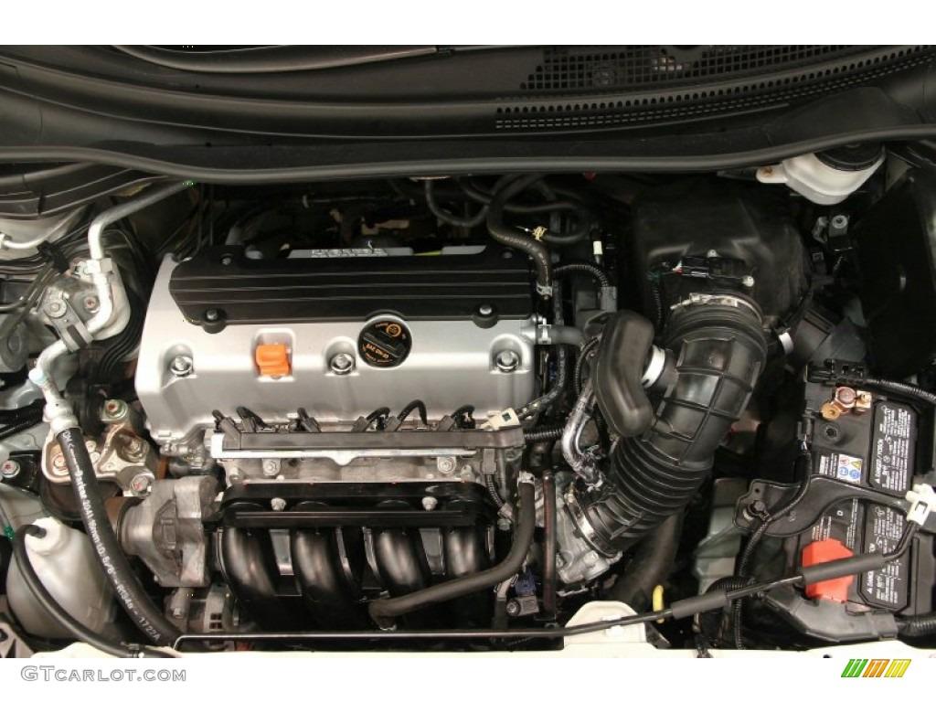 2012 Honda CR-V EX-L 4WD Engine Photos
