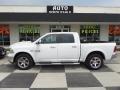 2014 Bright White Ram 1500 Laramie Crew Cab 4x4 #96125680