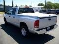 2006 Bright Silver Metallic Dodge Ram 1500 SLT Quad Cab 4x4  photo #3