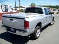 2006 Bright Silver Metallic Dodge Ram 1500 SLT Quad Cab 4x4  photo #5