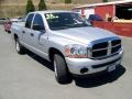 2006 Bright Silver Metallic Dodge Ram 1500 SLT Quad Cab 4x4  photo #7