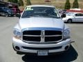 2006 Bright Silver Metallic Dodge Ram 1500 SLT Quad Cab 4x4  photo #8