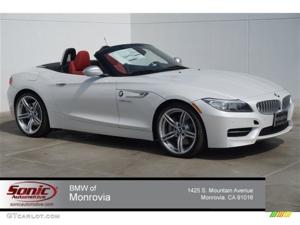 Bmw Z4 White Bing Images