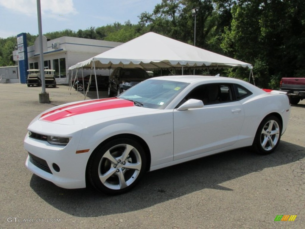 2015 summit white chevrolet camaro lt rs coupe 96160292 car color galleries. Black Bedroom Furniture Sets. Home Design Ideas