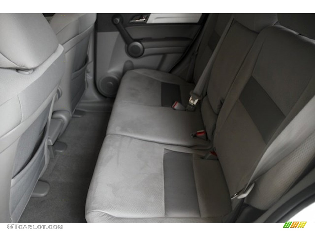 2011 CR-V SE - Taffeta White / Gray photo #4