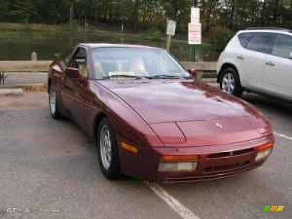 1986 burgundy porsche 944 turbo 924533 photo 2 gtcarlot burgundy porsche 944 porsche 944 turbo vanachro Gallery