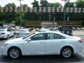 Starfire White Pearl 2011 Lexus ES 350