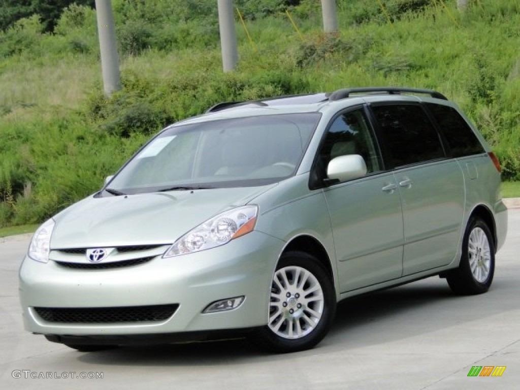 2007 Toyota Sienna Xle Exterior Photos