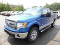 Blue Flame 2014 Ford F150 Gallery