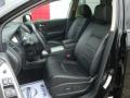 2011 Super Black Nissan Murano SL AWD  photo #13