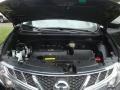 2011 Super Black Nissan Murano SL AWD  photo #27
