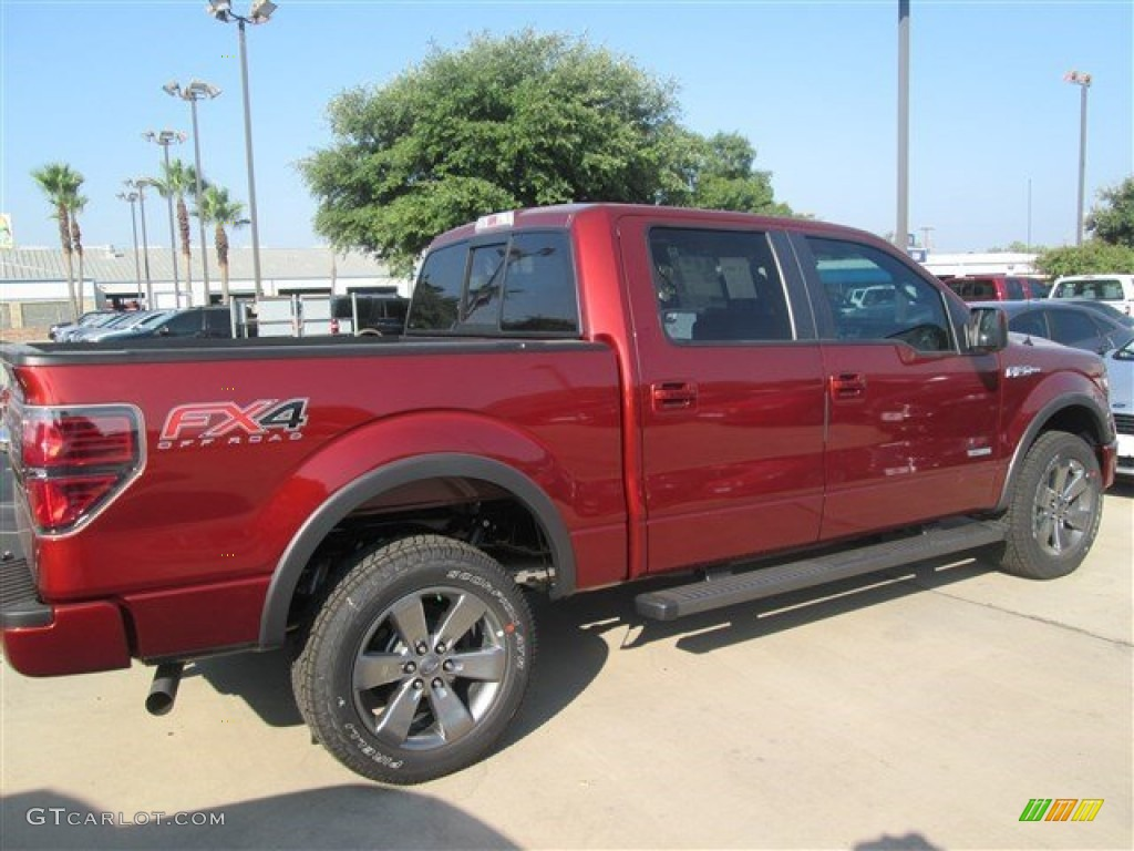 Kodiak Brown F150 >> 2014 Sunset Ford F150 FX4 SuperCrew 4x4 #96248961 | GTCarLot.com - Car Color Galleries