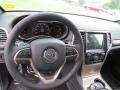 Black 2015 Jeep Grand Cherokee Interiors