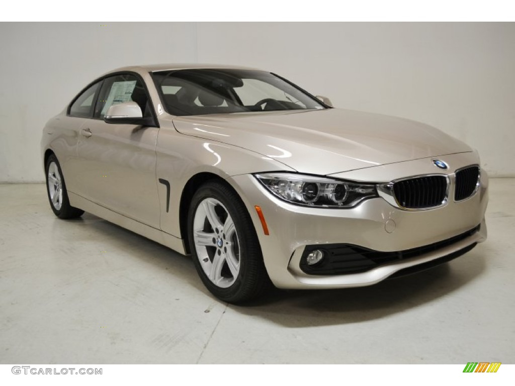 Orion Silver Metallic 2014 BMW 4 Series 428i Coupe ...