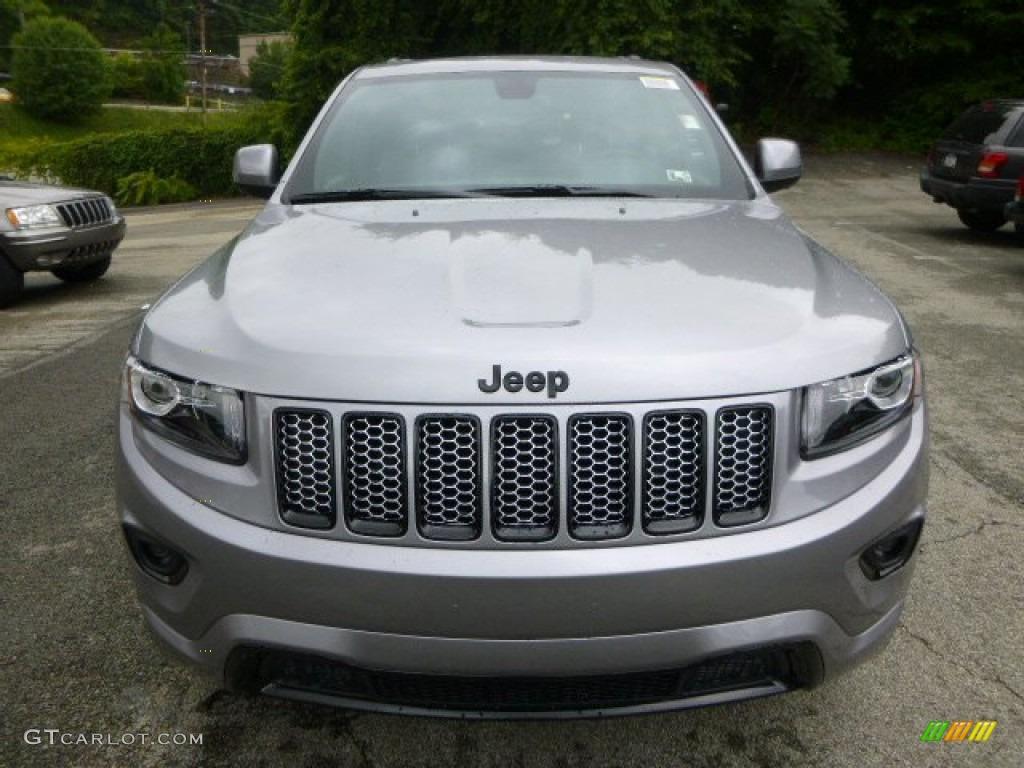 2015 billet silver metallic jeep grand cherokee altitude 4x4 96249277 photo 8. Black Bedroom Furniture Sets. Home Design Ideas