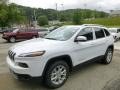 Bright White 2015 Jeep Cherokee Gallery