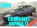 Imperial Blue Metallic 2008 Chevrolet Impala LT