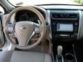Beige 2014 Nissan Altima Interiors