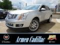 Radiant Silver Metallic 2014 Cadillac SRX Performance