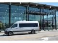 Brilliant Silver Metallic 2014 Mercedes-Benz Sprinter 2500 High Roof Passenger Van