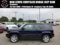 2014 True Blue Pearl Jeep Patriot Latitude 4x4 #96332964