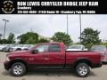 Deep Cherry Red Crystal Pearl - 1500 SLT Quad Cab 4x4 Photo No. 1