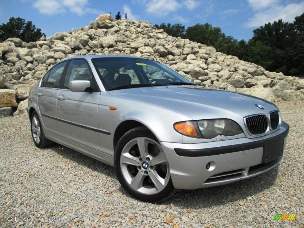 Titanium Silver Metallic 2005 BMW 3 Series 330xi Sedan ...