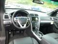 2015 Ford Explorer Charcoal Black Interior Interior Photo