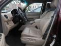 Beige Interior Photo for 2011 Honda Pilot #96401108
