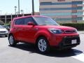 Inferno Red 2015 Kia Soul +
