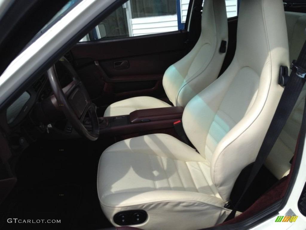 White interior 1986 porsche 944 turbo photo 96423889 gtcarlot white interior 1986 porsche 944 turbo photo 96423889 vanachro Gallery