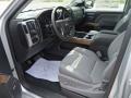 2014 Chevrolet Silverado 1500 Jet Black/Dark Ash Interior Prime Interior Photo
